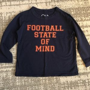 CHASER boys Football State of Mind t-shirt (4)